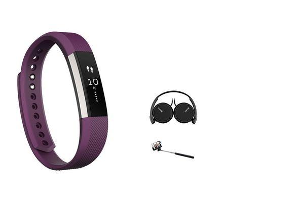 Fitbit Alta Activity Tracker Large, Plum