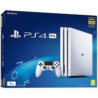 Sony PS4 Pro Console 1TB Console, White