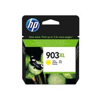 HP 903XL High Yield Original Ink Cartridge, Yellow
