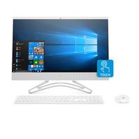 "HP 24-F0002NE i7 8700, 8GB RAM 1TB HDD 2GB Graphic 23.8"" All-in-One Desktop, White"
