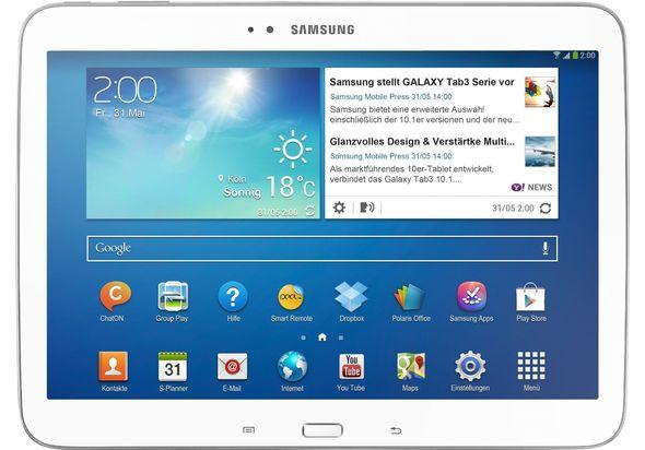 Samsung Galaxy Tab 3 GT-P5200ZWAXSG 10.1  (3G) Tablet