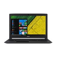 "Acer Aspire 5 i7 8550U 12GB, 1TB+ 128GB 15.6"" Laptop, Black"