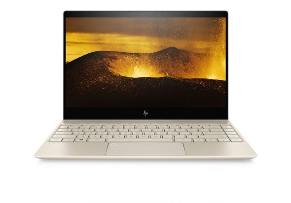 HP ENVY 13-AD003NE i7 8GB, 1TB 13.3  Laptop, Gold
