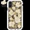 Case-Mate Karat Petals Case for Apple iPhone X, Antique White