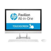 "HP Pavilion 24-R102NE i7 16GB, 2TB 23"" All-in-One Desktop, White"