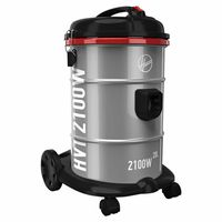 Hoover 2100W Power Max Tank Vacuum Cleaner, Silver