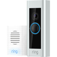 Ring Video Doorbell Pro Kit 8VR4P6-0EU0 With Chime+ Transformer