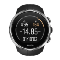 Suunto Spartan Sport HR Watch, Black
