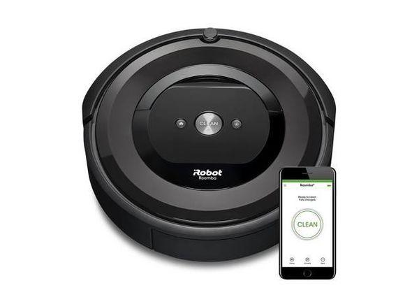 iRobot Roomba E5 Wi-Fi Connected Vacuuming Robot