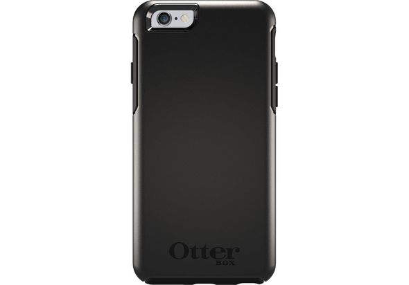 OtterBox Symmetry Case for Apple iPhone 6, Black