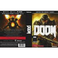 Pre Order Doom for PS4 and Xbox 1