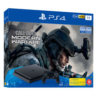 Sony PS4 1TB Slim Call of Duty Modern Warfare Bundle