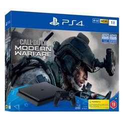 Sony PS4 1TB Slim Call of Duty Modern Warfare Bundle