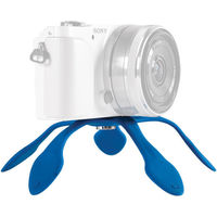 Miggo Splat CSC Flexible Mini Tripod, Blue