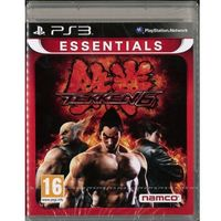 Tekken 6 Essentials for PS3
