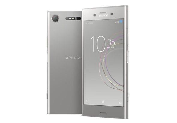 Sony Xperia XZ1 Smartphone LTE, Silver
