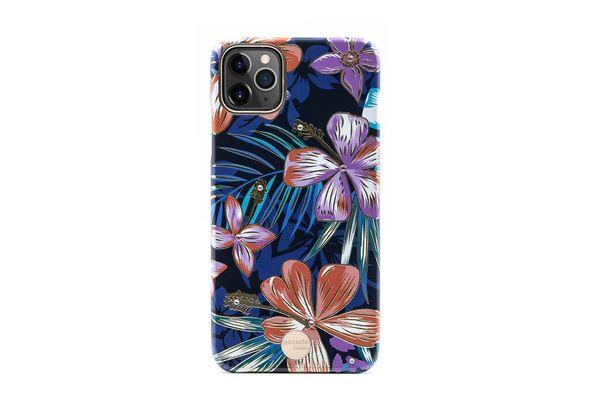 Porodo Fashion Flower Case for iPhone 11 Pro Max Design 2