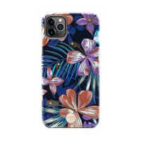 Porodo Fashion Flower Case for iPhone 11 Pro, Design 2