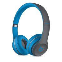 سماعة الرأس اللاسلكية بيتس Dr. Dre Solo2 ,ازرق