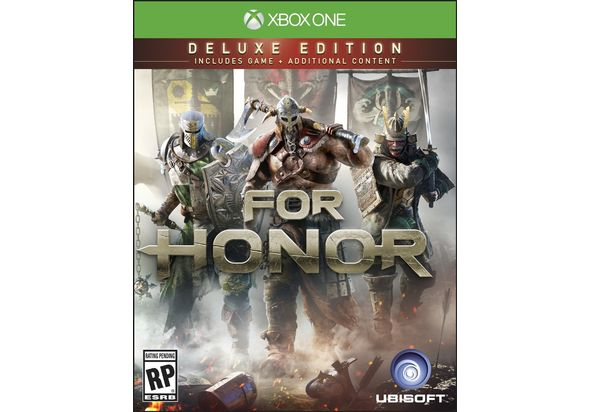 For Honor Deluxe Edition for Xbox 1