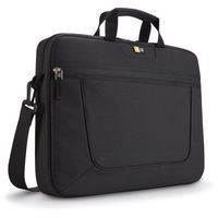 "Case Logic 15.6"" Top Loading Laptop Case, Black"