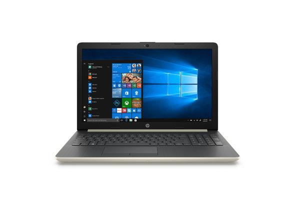 HP Notebook i7 8550 16GB 2TB, 4D 15  W10 Laptop, Gold