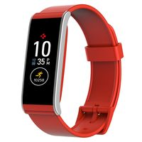 MyKronoz ZeFit 4 HR Activity and Heart Rate Tracker,  Red