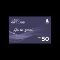 Jumbo Online Gift Card, 50