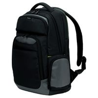 "Targus CityGear 15.6"" Laptop Backpack, Black"