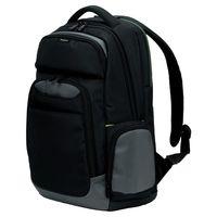 """Targus CityGear 15.6"""" Laptop Backpack, Black"""