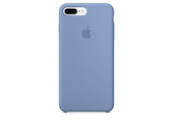 Apple iPhone 7 Plus Silicone Case, Azure