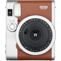 كاميرا فوجي فيلم INSTAX ميني 90 نيو كلاسيك الفورية ، بني