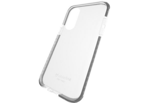 Cellularline Tetra Force Shock-Twist Case for iPhone XR, Black