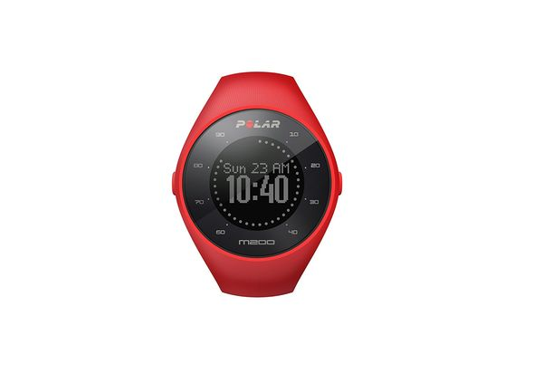Polar M200 GPS Running Watch with Wrist-Based Heart Rate, Red