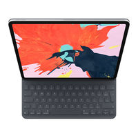 Apple Smart Keyboard Folio for 12.9-inch iPad Pro (3rd Generation) International English