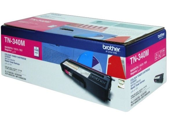 Brother TN-340M Consumables