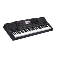 Casio MZ-X300K2 61 Keys High Grade Keyboard