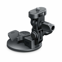 Sony VCT-SCM1 Suction Cup Mount for Action Camera (Black) + Sony BLTUHM1 Universal Head Mount for Action Cam (Black) + Sony AKACMH1 Chest Mount Harness for Action Cam (Black)