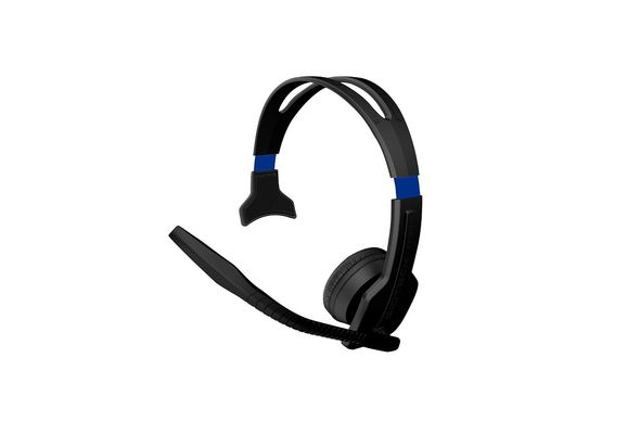 Gioteck MH-1 Wired Inline Messenger Headset (PS4)