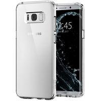 Spigen Ultra Hybrid for Samsung Galaxy S8, Crystal Clear
