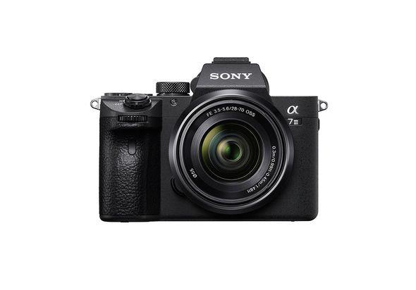 Sony Alpha a7 III Mirrorless Digital Camera with FE 28-70mm f/3.5-5.6 Lens