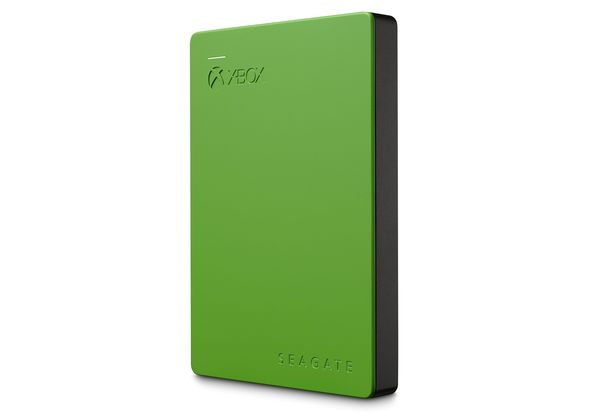 Seagate Game Drive for Xbox 2TB, Green