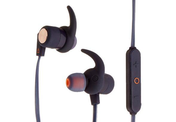 Creative Outlier Sports Wireless Sweatproof In-Ears, Midnight Blue