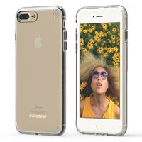 Puregear Slim Shell Case for iPhone 8/7 Plus, Clear