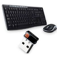 LogitechMK270 Wireless Combo ARA