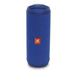 JBL Flip 4 Waterproof Portable Bluetooth Speaker, Blue