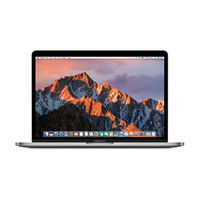 "Apple MacBook Pro Touch Bar 15"" i7 16GB, 256GB Laptop, Space Grey"