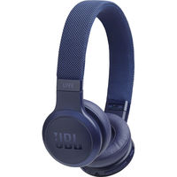 JBL Live 400BT Wireless Over Ear Headphones,  blue