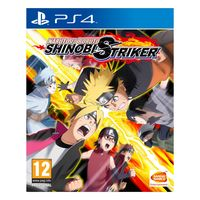 Naruto To Boruto: Shinobi Striker for PS4