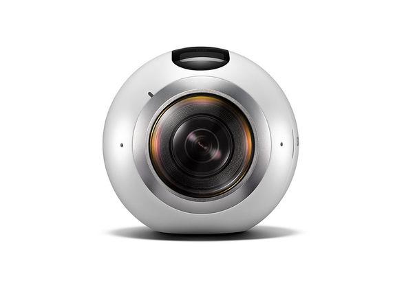 Samsung Gear 360 Camera, White